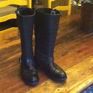"Frye ""Veronica"" black boots"
